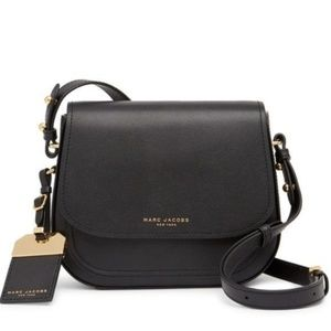 Marc Jacobs Mini Rider Leather Crossbody